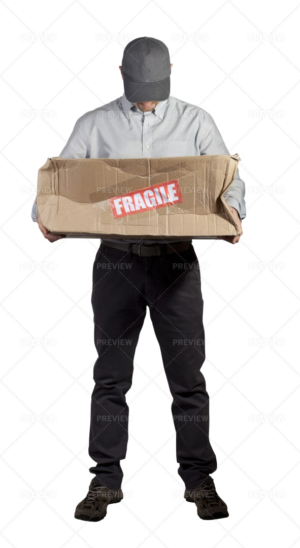 Bad Delivery: Stock Photos