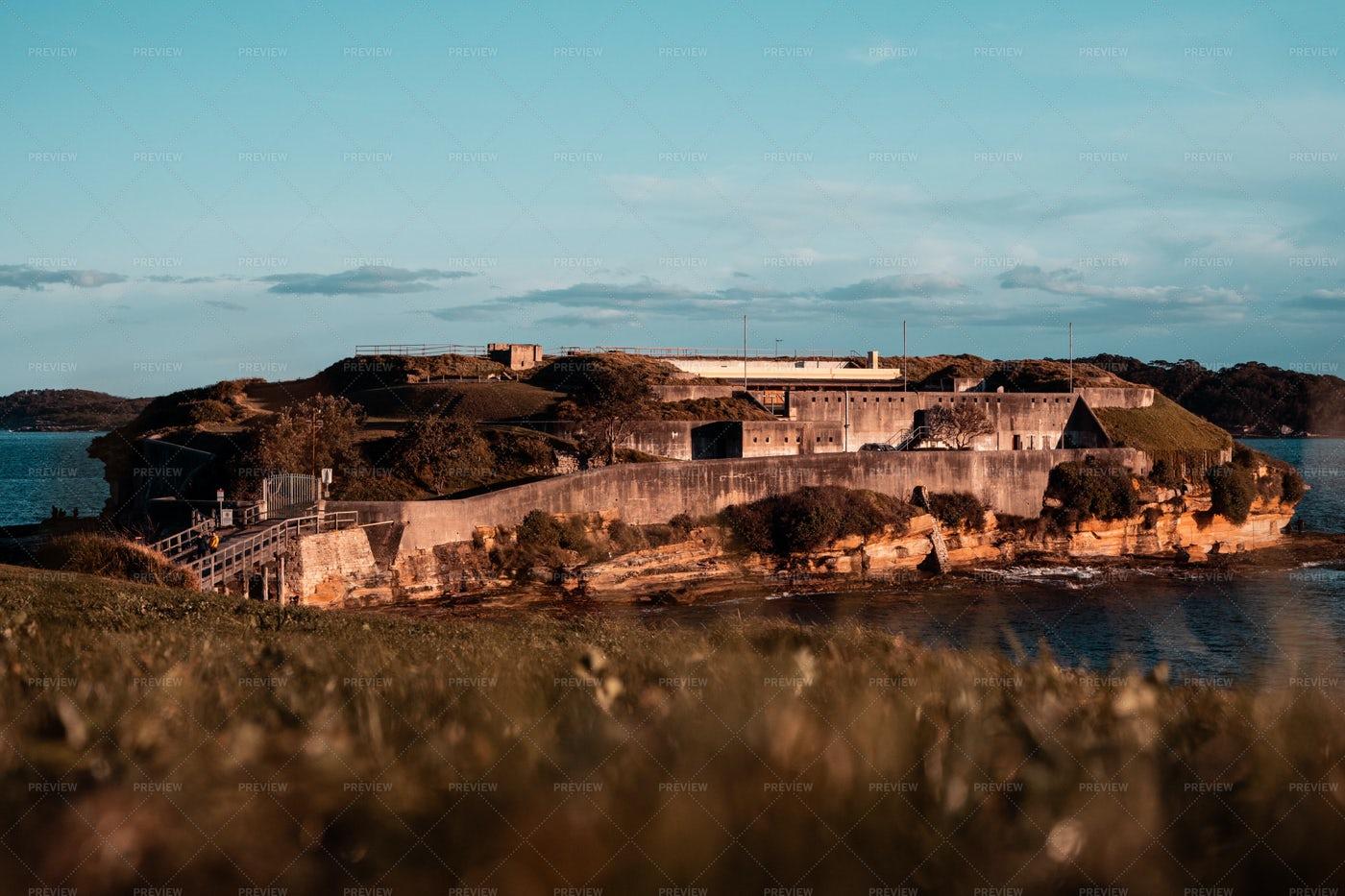 Bare Island La Perouse: Stock Photos