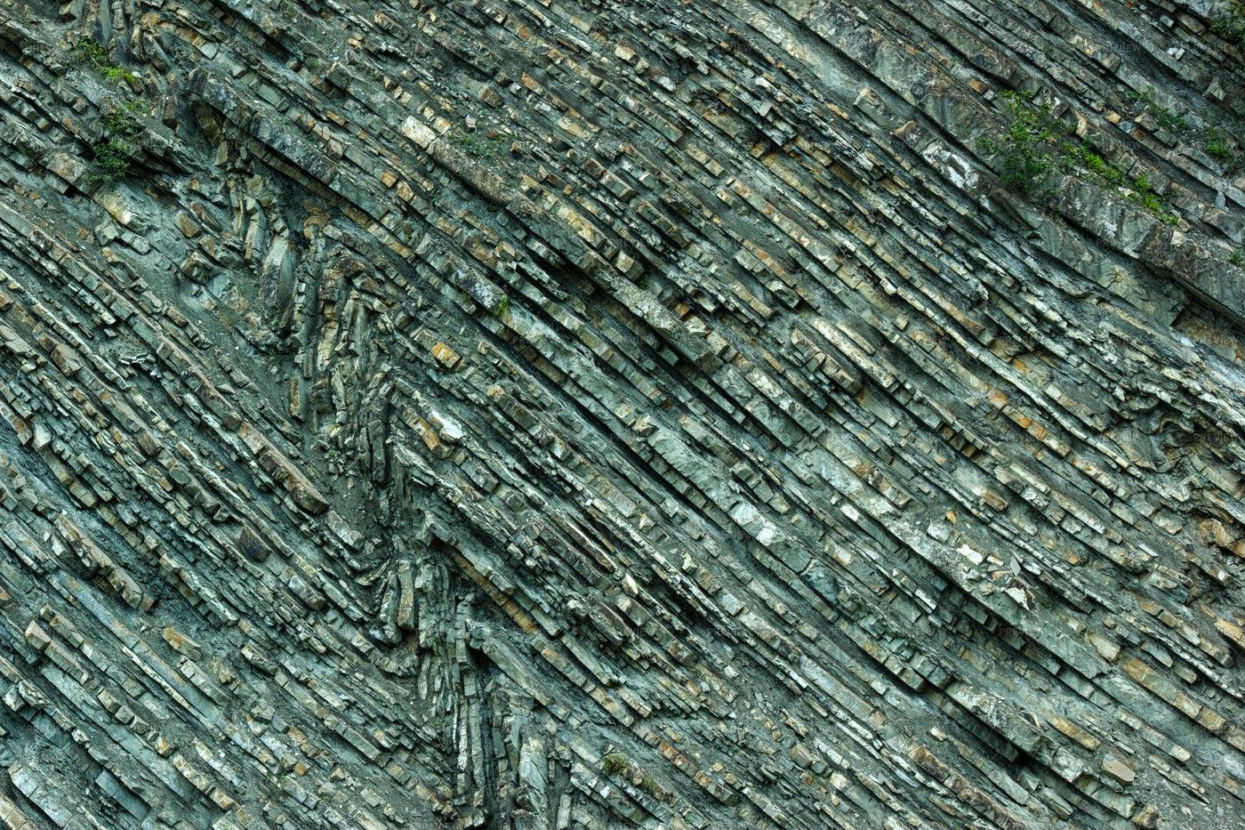 Layered Grey Stones: Stock Photos
