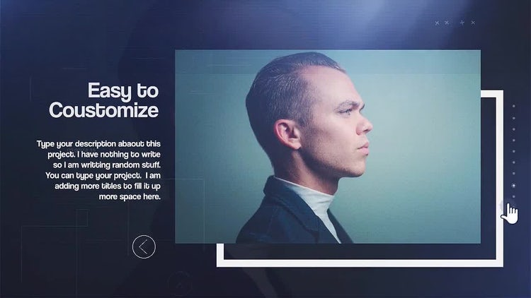 Display Elegance: Premiere Pro Templates
