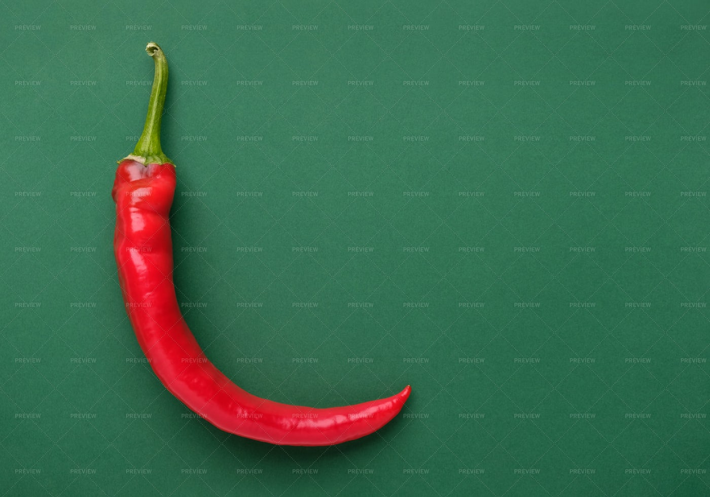 Red Hot Chili Pepper: Stock Photos