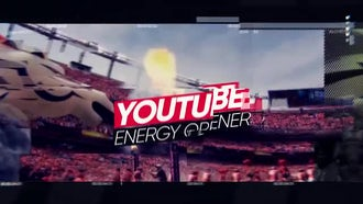 Dynamic Sport Rock Opener: After Effects Templates
