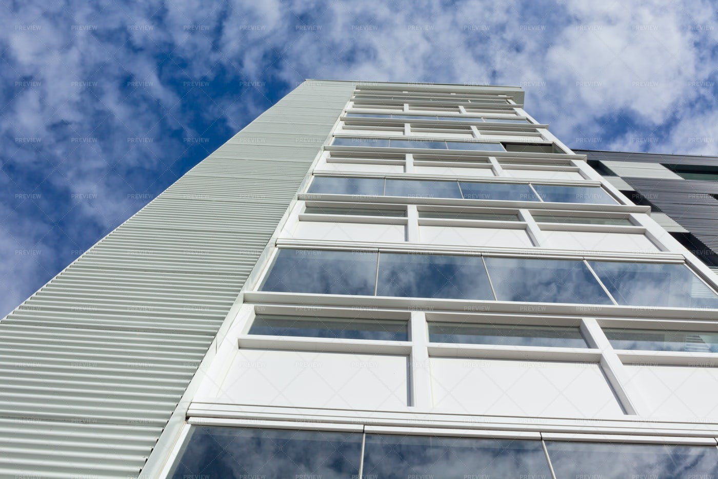 Modern Residential Building: Stock Photos