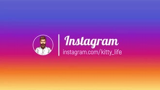 Instagram promo v2: After Effects Templates