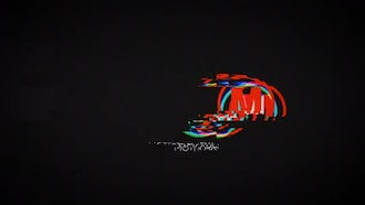 Glitch Logo: After Effects Templates