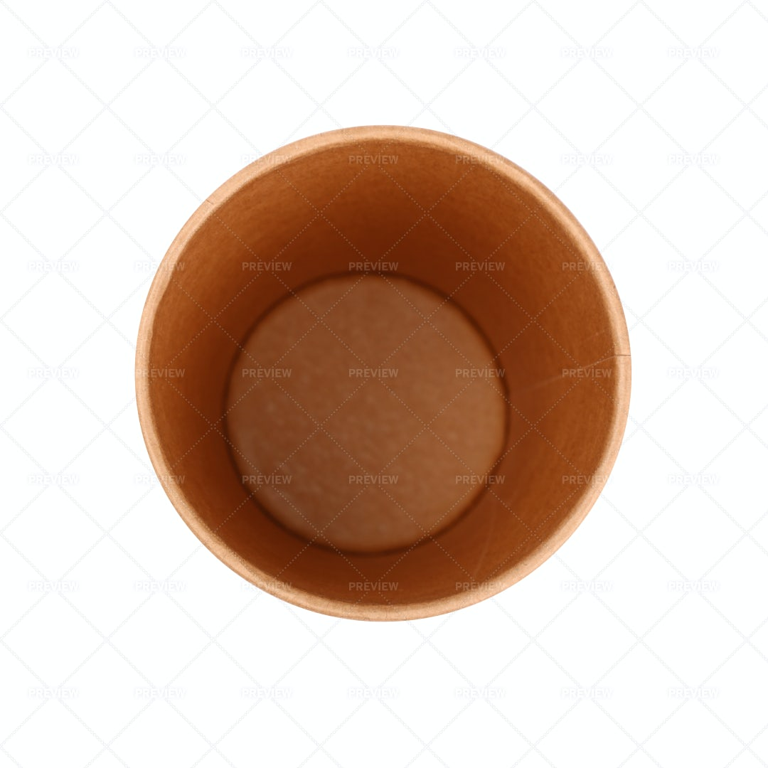 Brown Paper Coffee Cup: Stock Photos