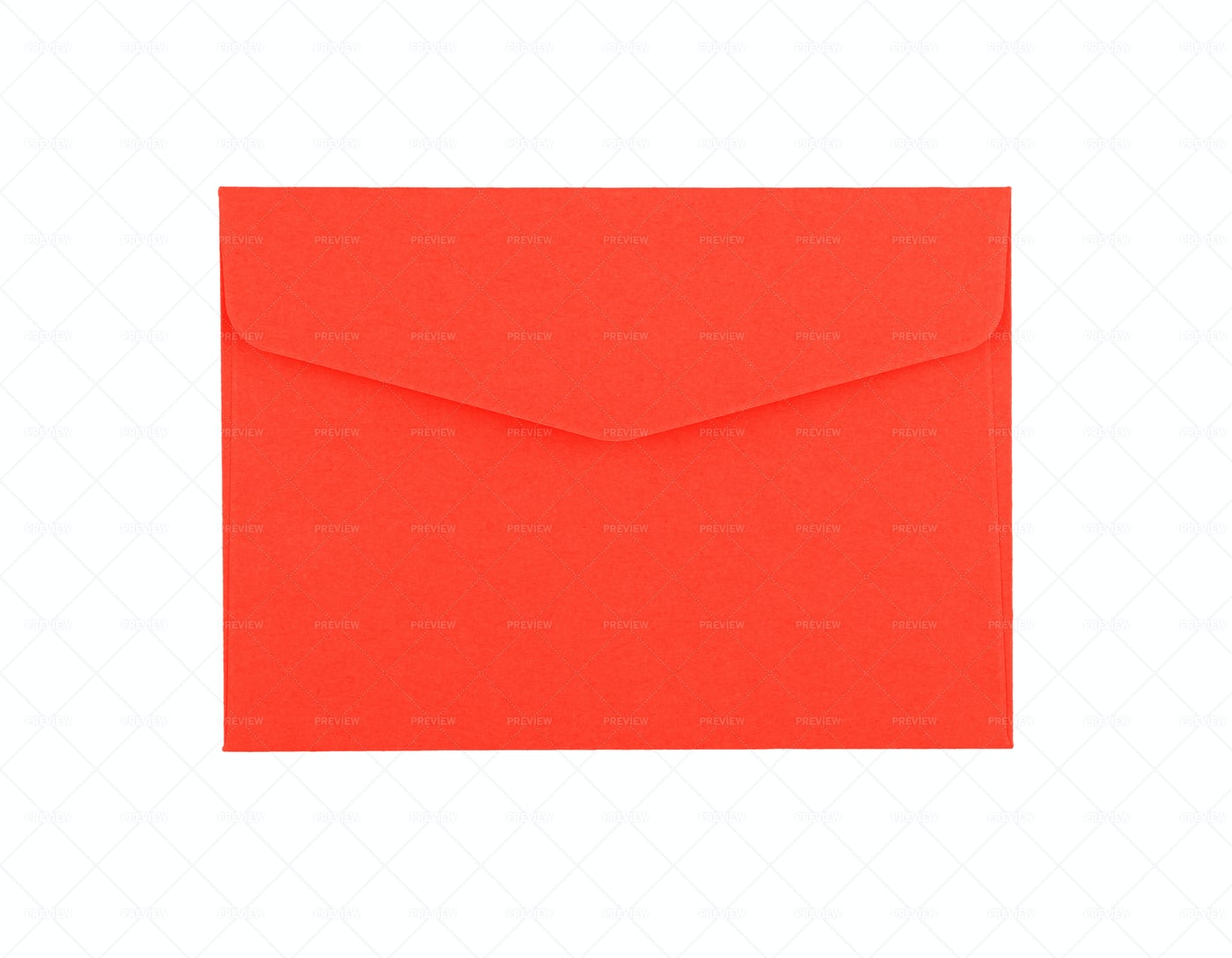 Red Paper Envelope: Stock Photos