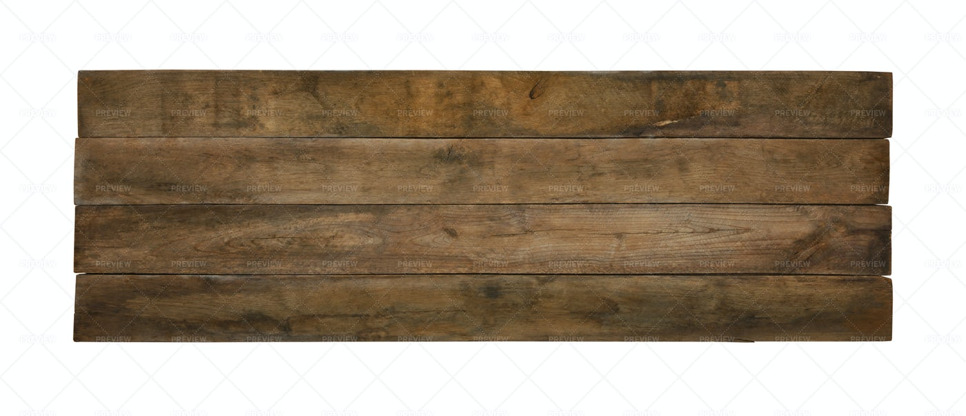 Old Weathered Wooden Board: Stock Photos