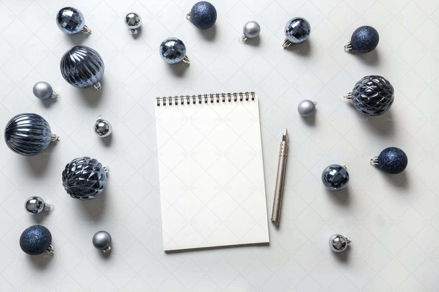 Christmas Invitation: Stock Photos