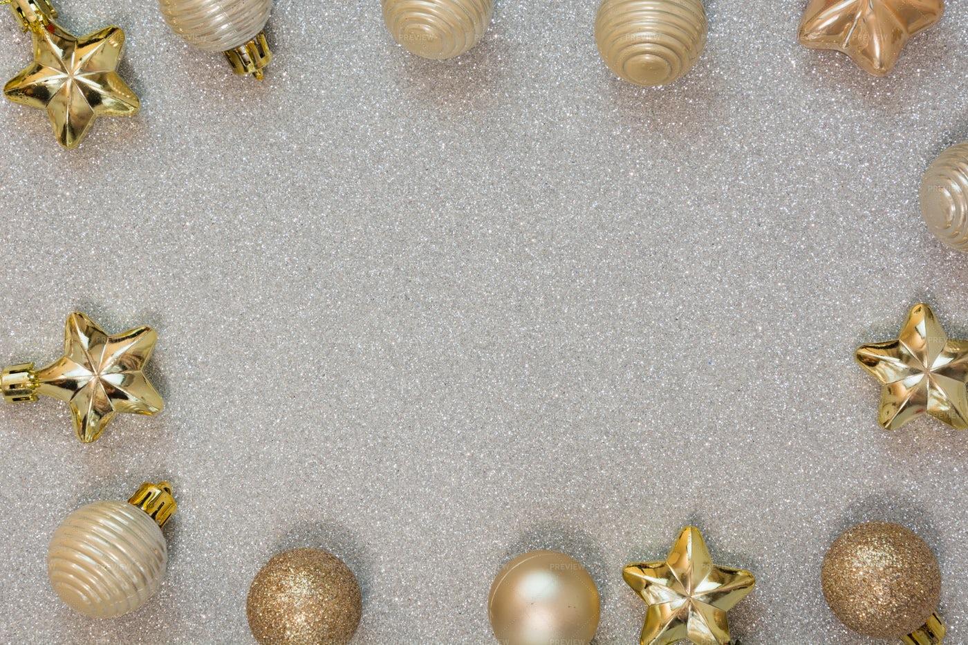 Christmas Frame: Stock Photos