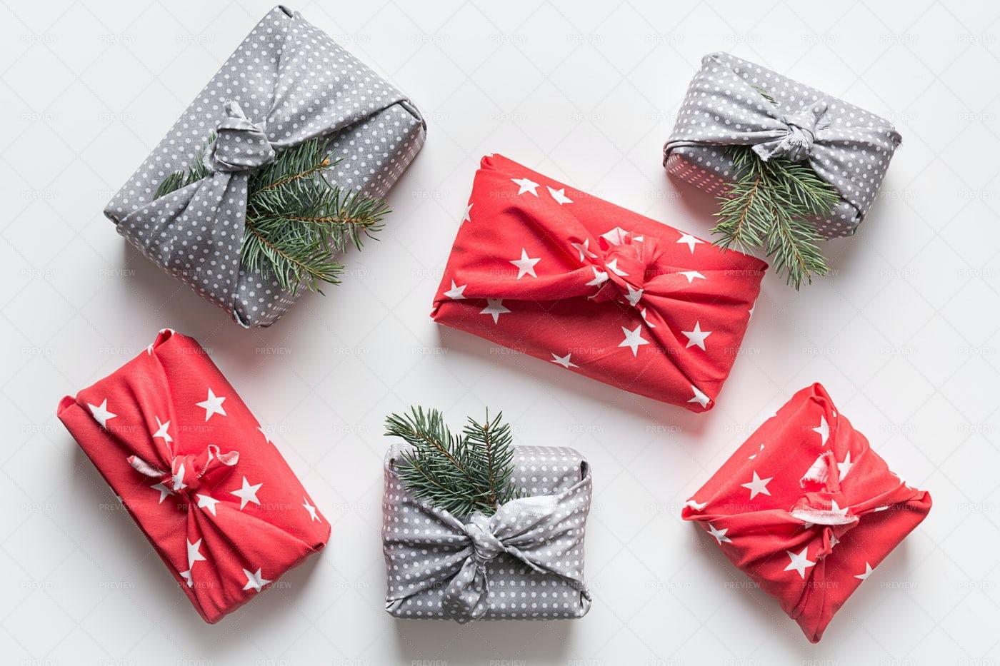 Christmas Gifts: Stock Photos