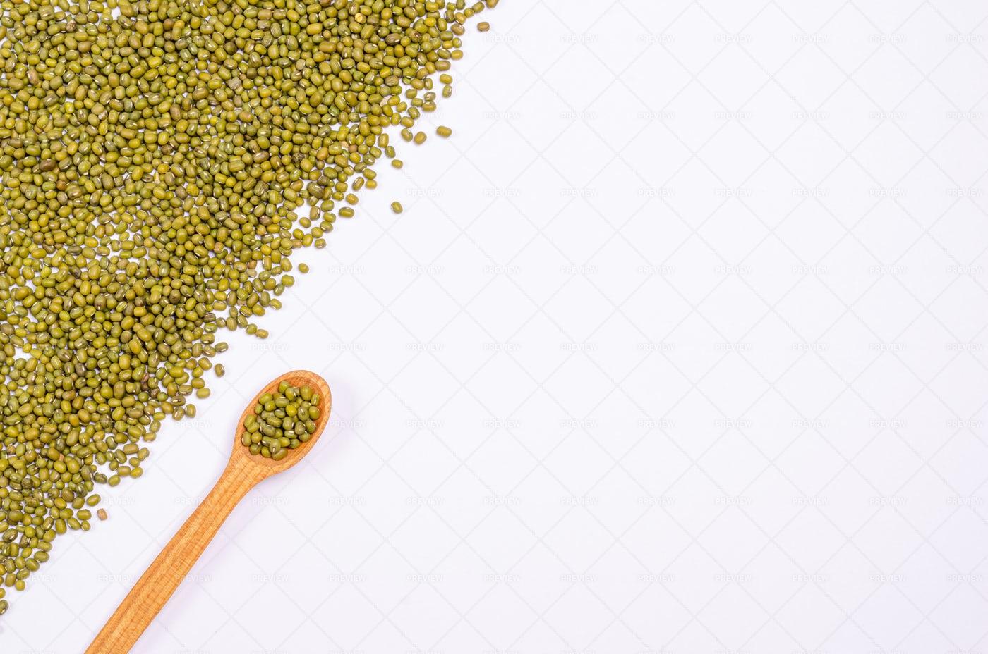 Raw Lentils: Stock Photos