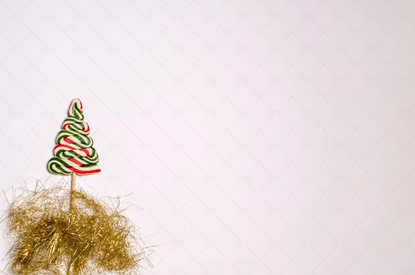 Christmas Candy: Stock Photos