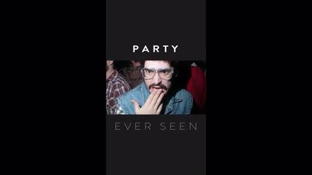 Party Invitation (plus Vertical Version): Premiere Pro Templates