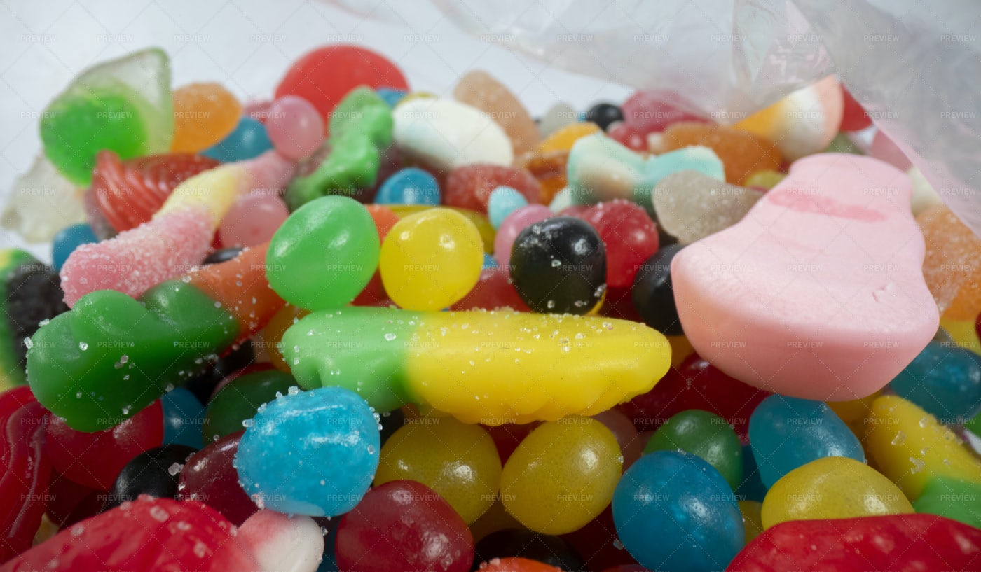 Sweets And Candies: Stock Photos