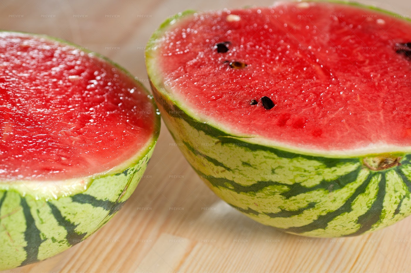 Fresh Watermelon: Stock Photos