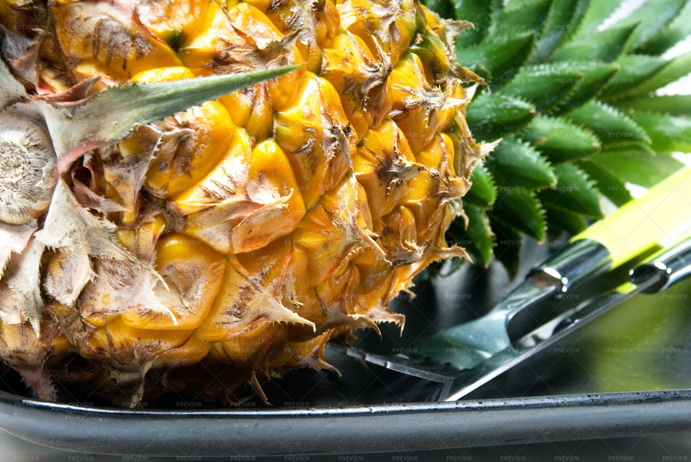 Pineapple: Stock Photos