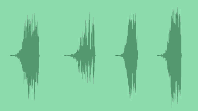 Ascending - Risers: Sound Effects