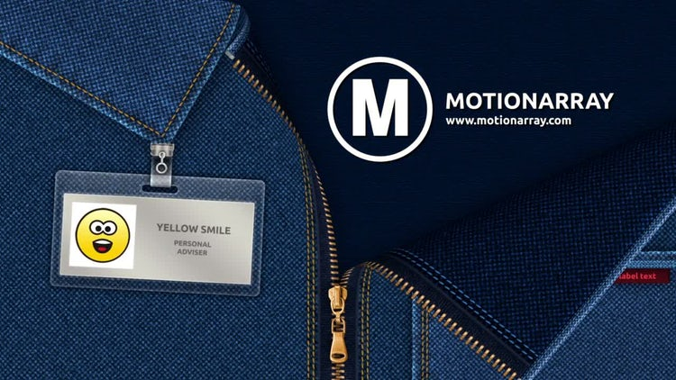 Denim Shirt Style Adviser Promo: After Effects Templates