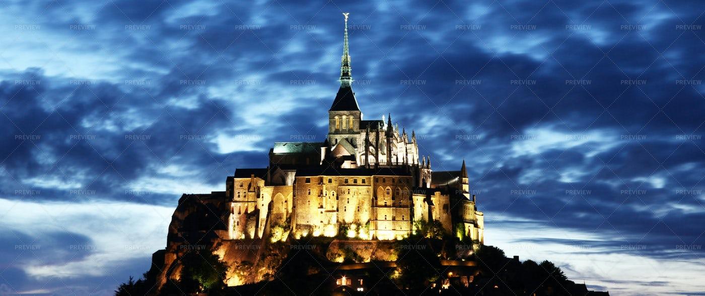 Mont Saint Michel: Stock Photos