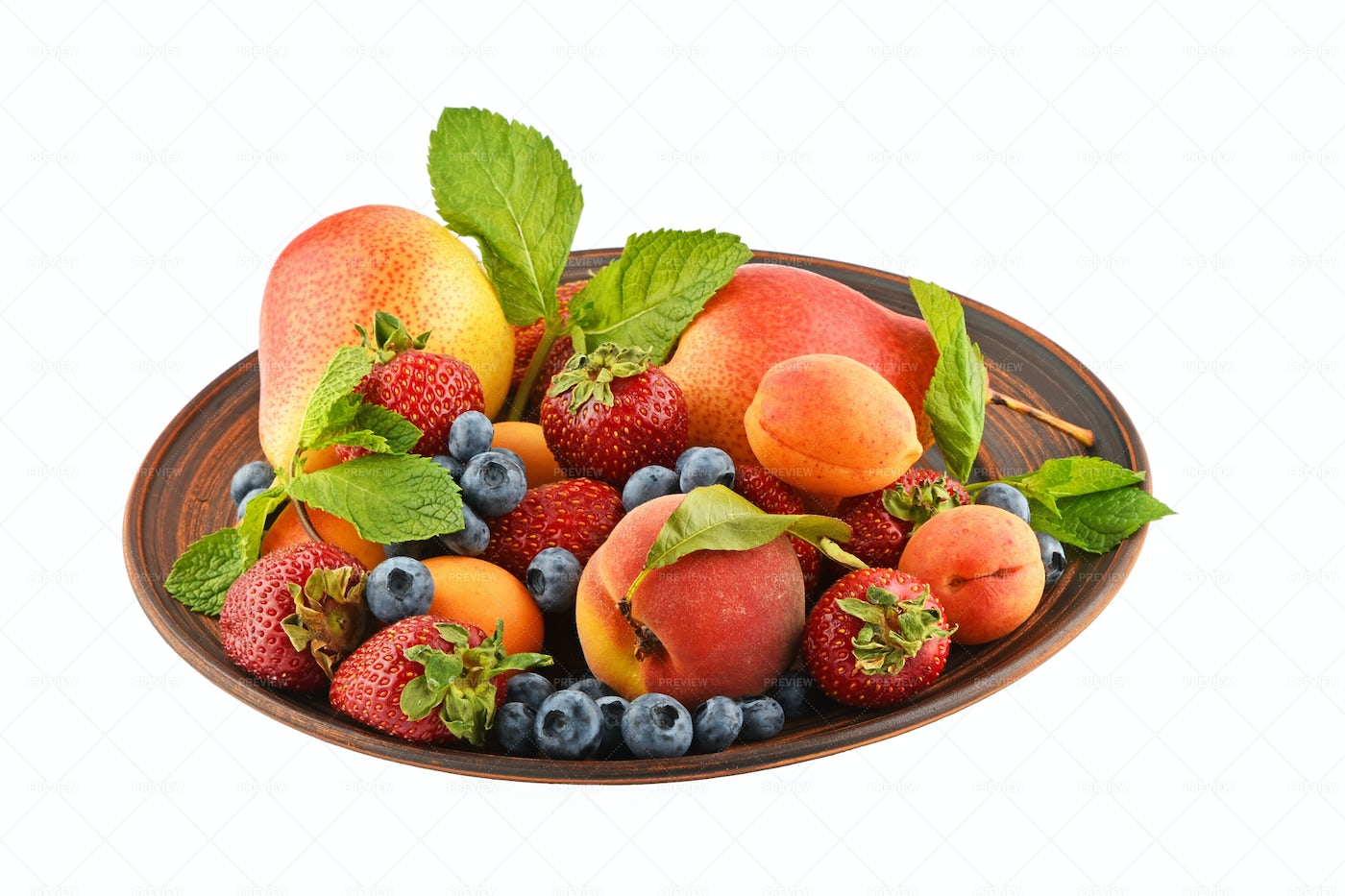 Fruits And Berries: Stock Photos