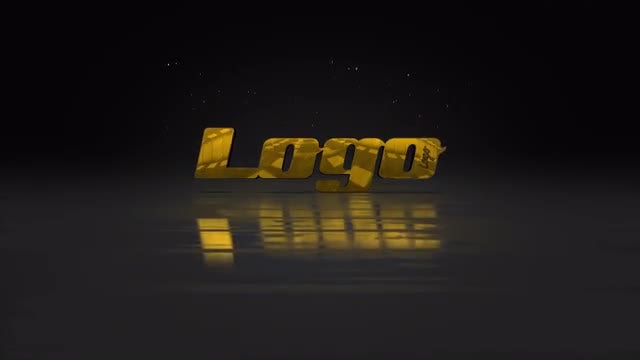 Dark logo: After Effects Templates