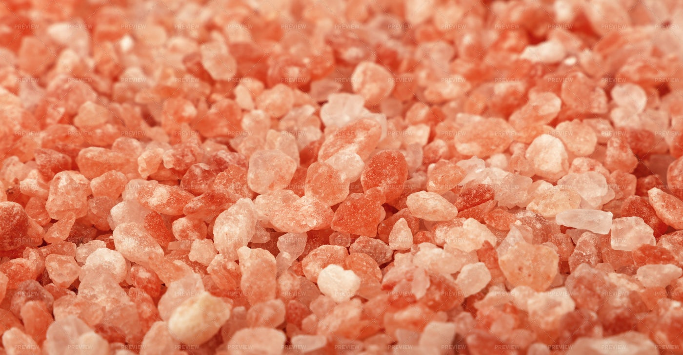 Pink Himalayan Salt: Stock Photos