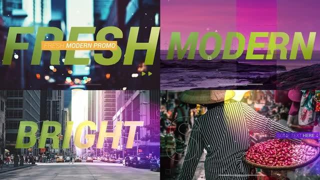 Fresh Promo: Premiere Pro Templates