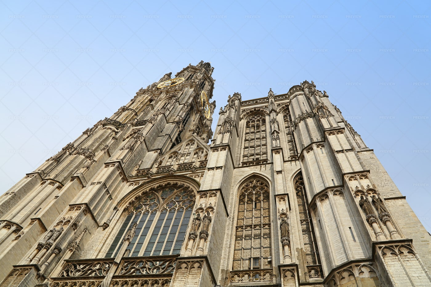 Gothic Cathedral: Stock Photos