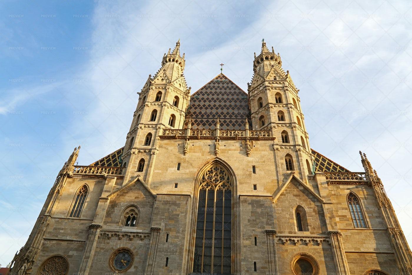 Saint Stephen Cathedral: Stock Photos