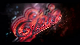 Most Epic Logo: After Effects Templates