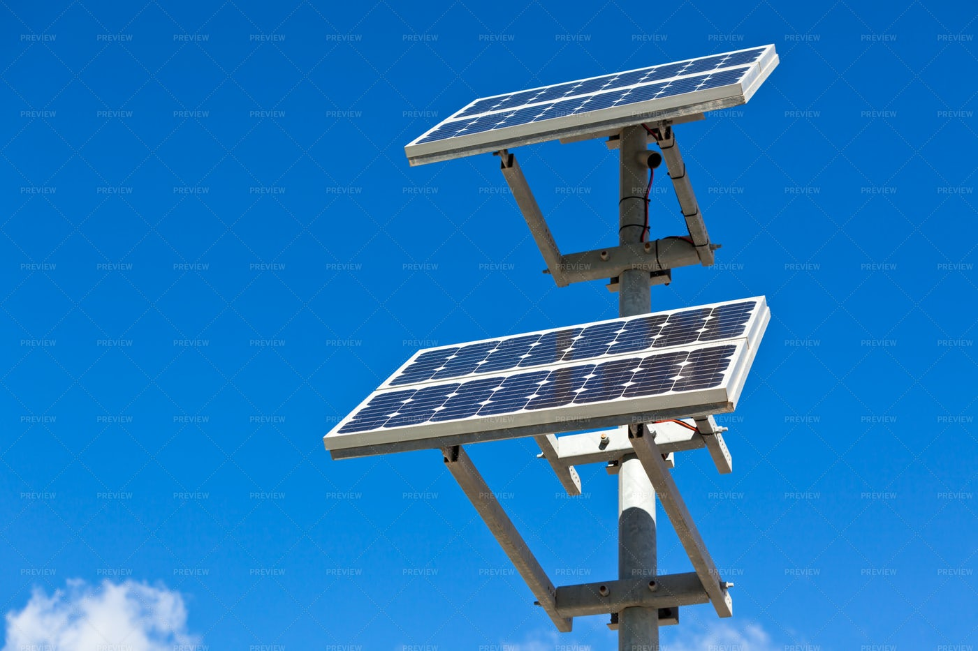Solar Panels: Stock Photos