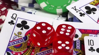 Gambling Pack : Stock Footage