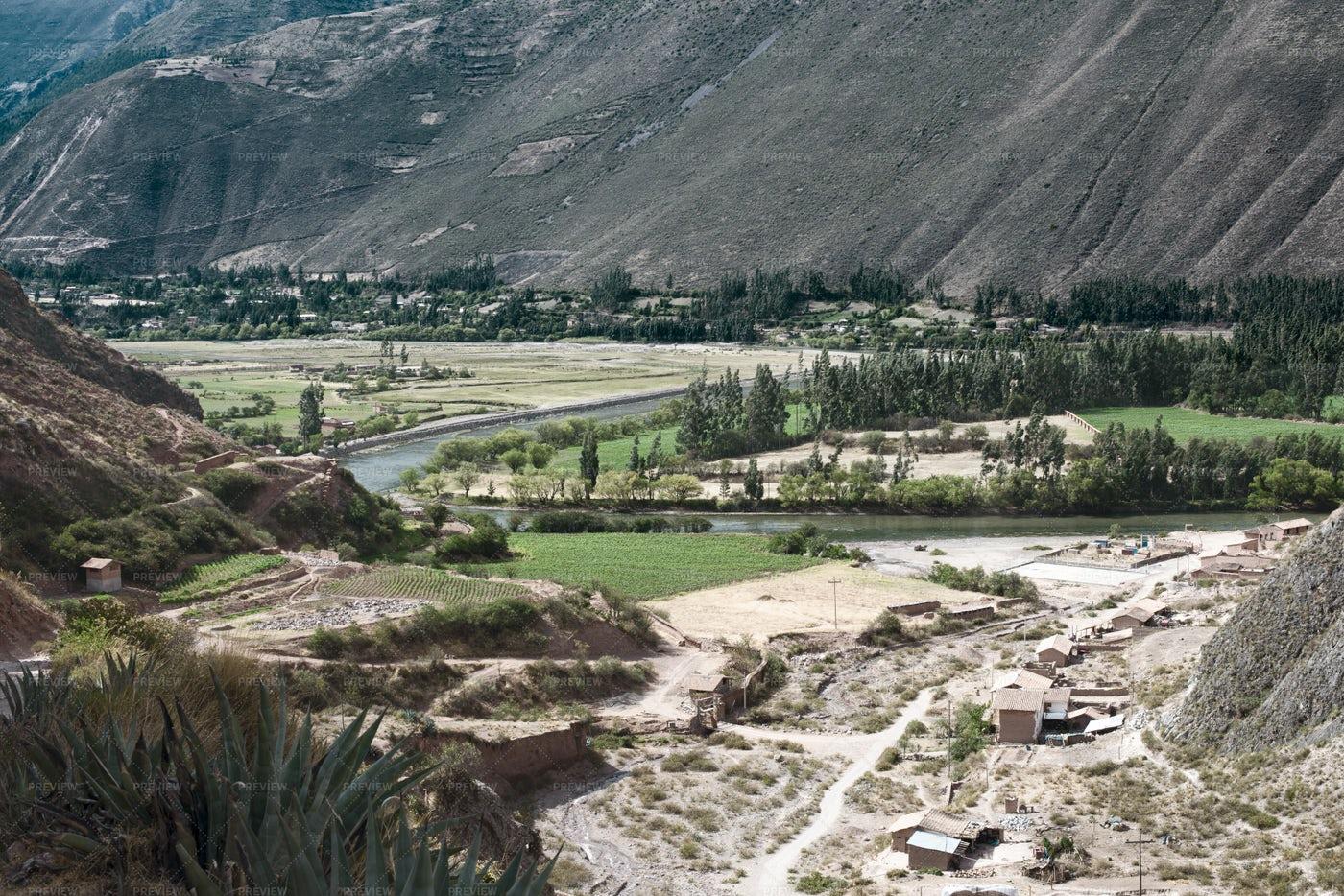 Valley Of The Incas: Stock Photos