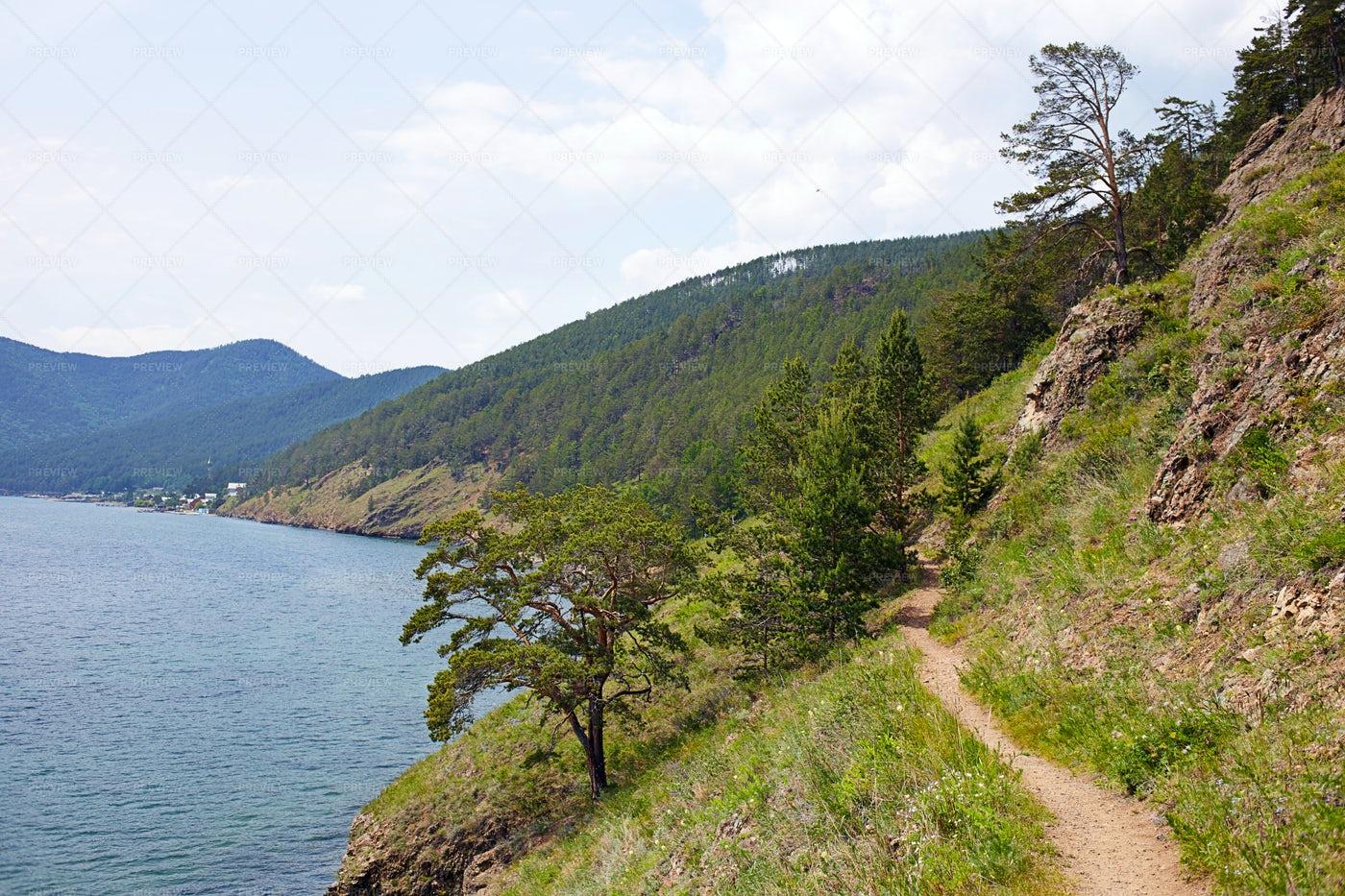 Great Baikal Trail: Stock Photos