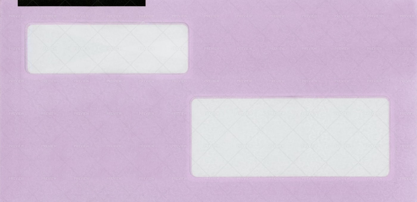 Purple Envelope: Stock Photos