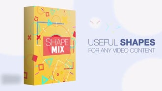 Shape Mix: After Effects Templates