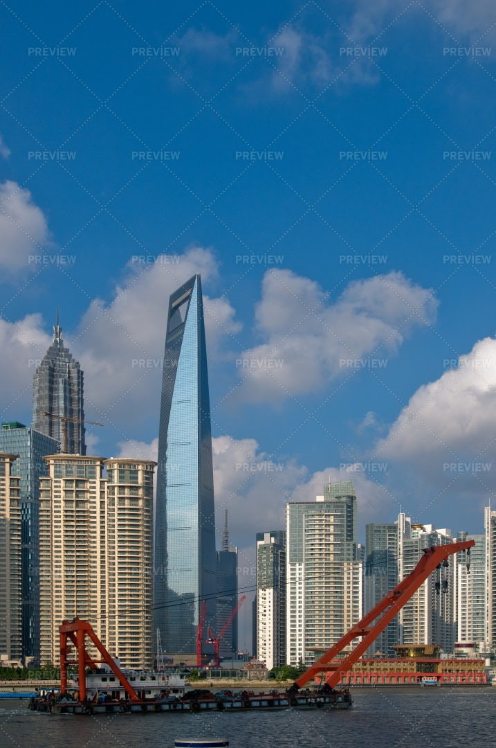 Pudong, Shanghai: Stock Photos