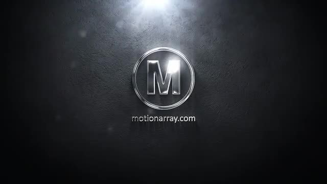 Metal 3D Reveal: After Effects Templates