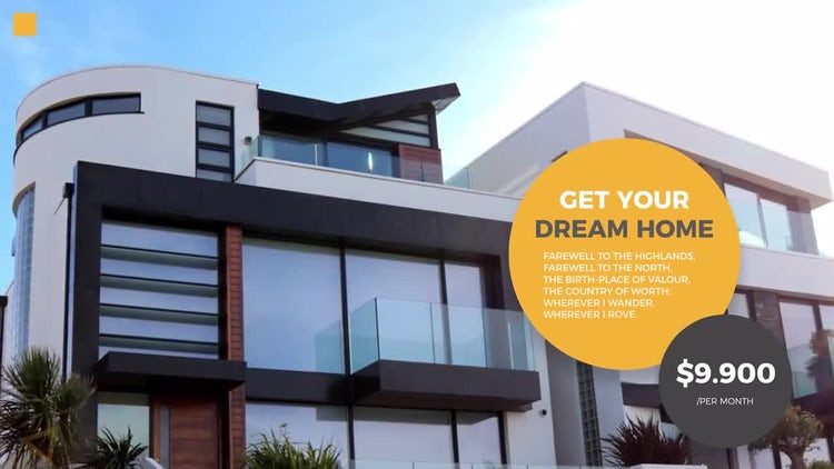 Real Estate Kit: After Effects Templates