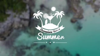Summer Titles: After Effects Templates