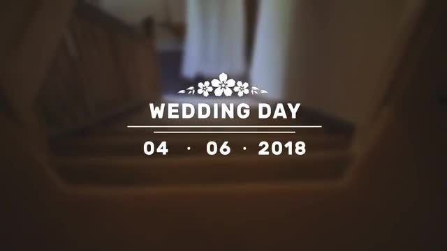 Wedding Banners: After Effects Templates