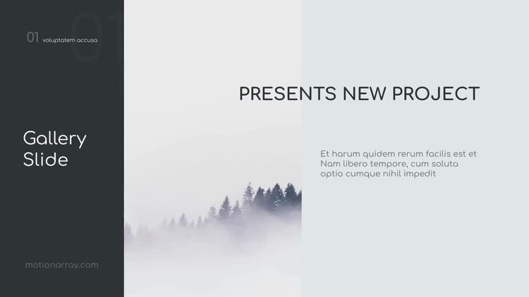 Motion Promo Slideshow: After Effects Templates