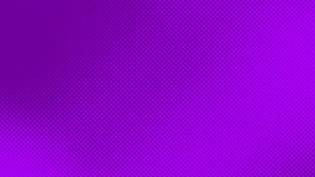 Purple Halftone: Stock Motion Graphics