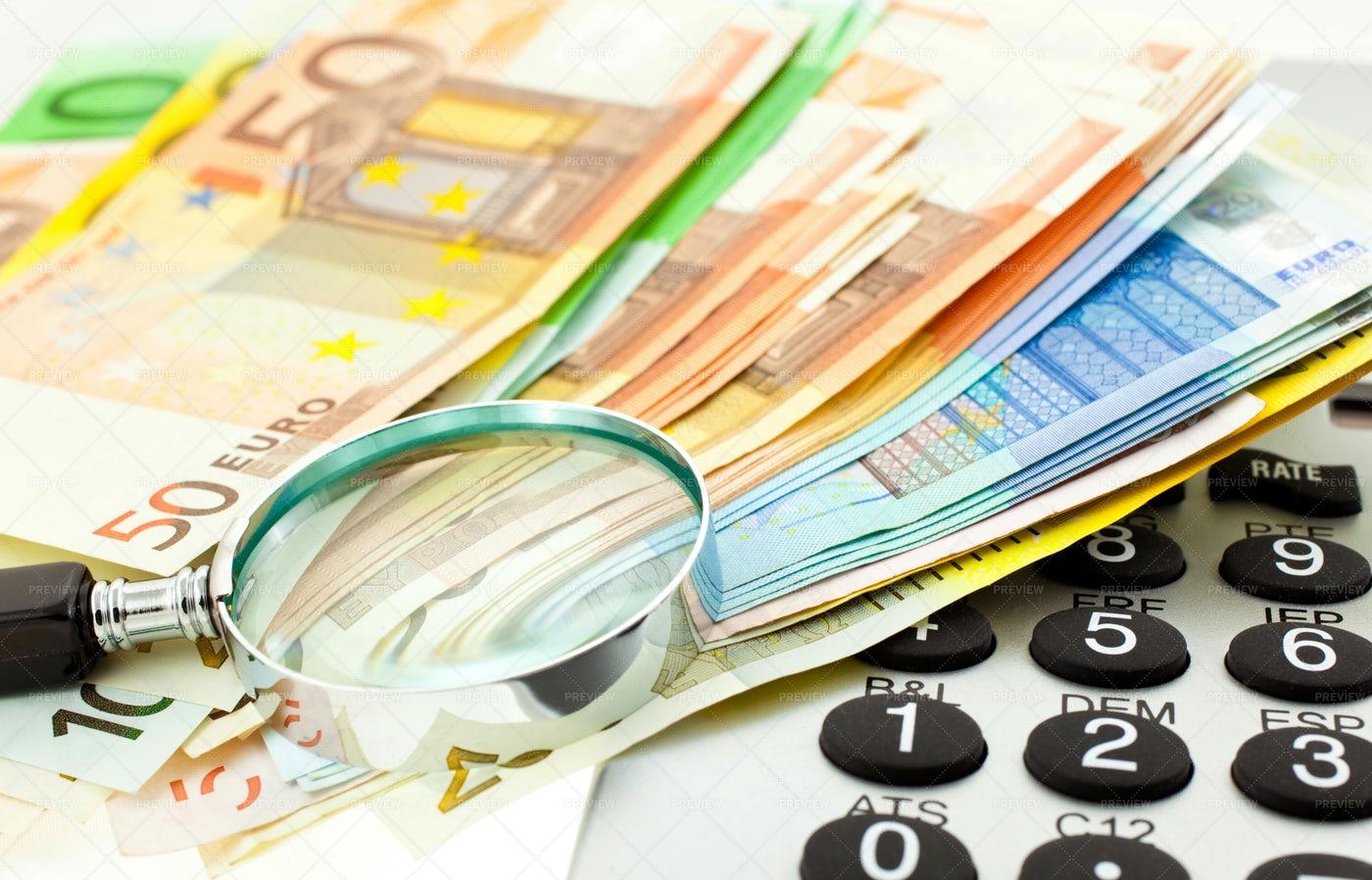 Financial Items: Stock Photos
