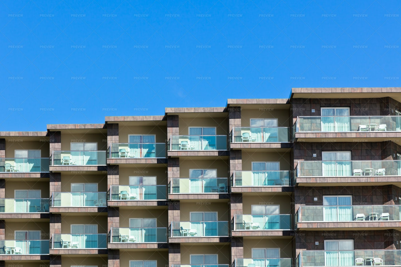 Apartments Building: Stock Photos
