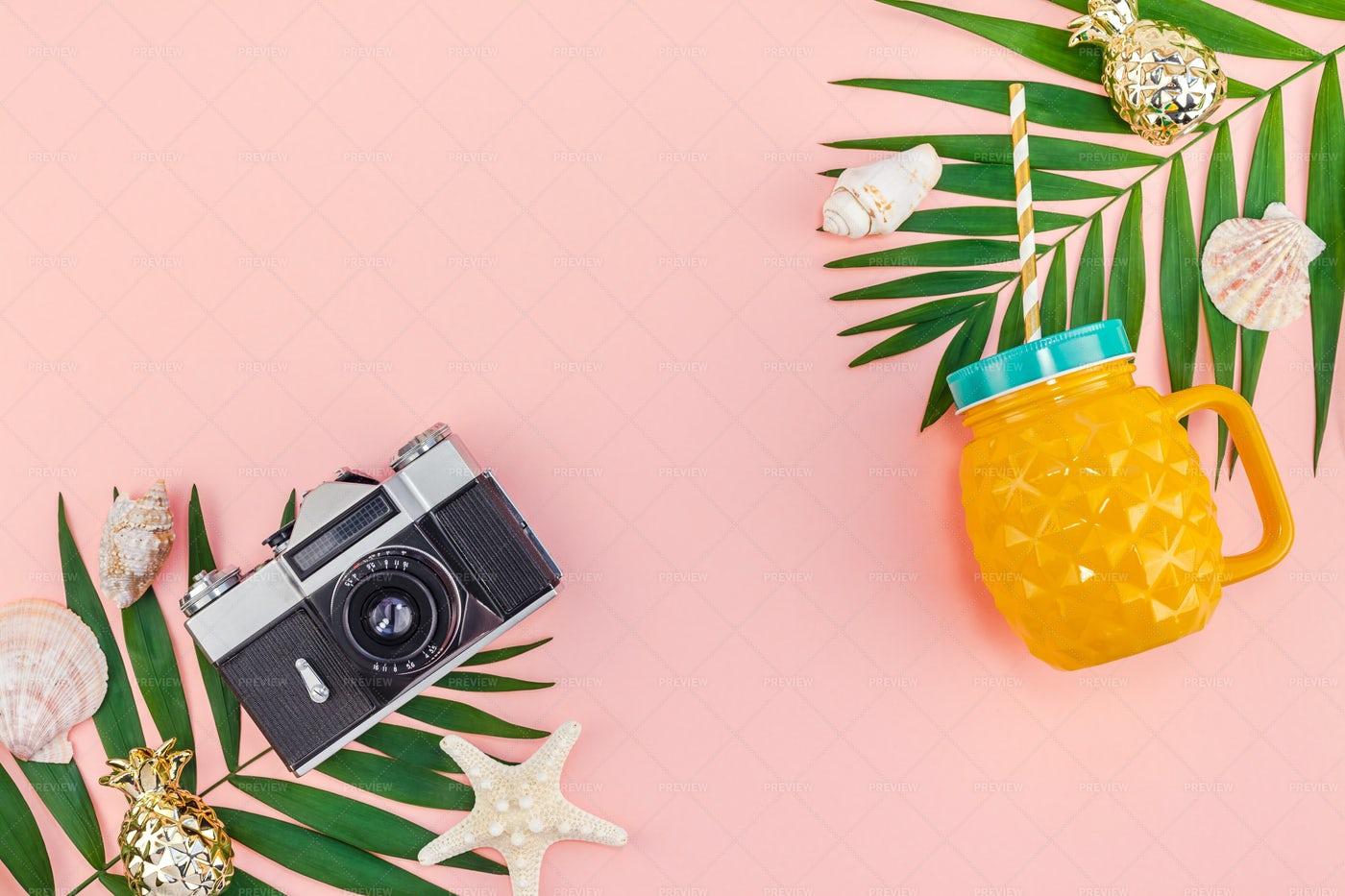 Vacations Items: Stock Photos