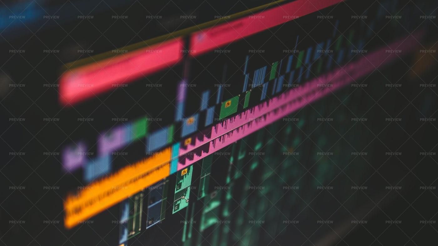 Video Editing Software: Stock Photos