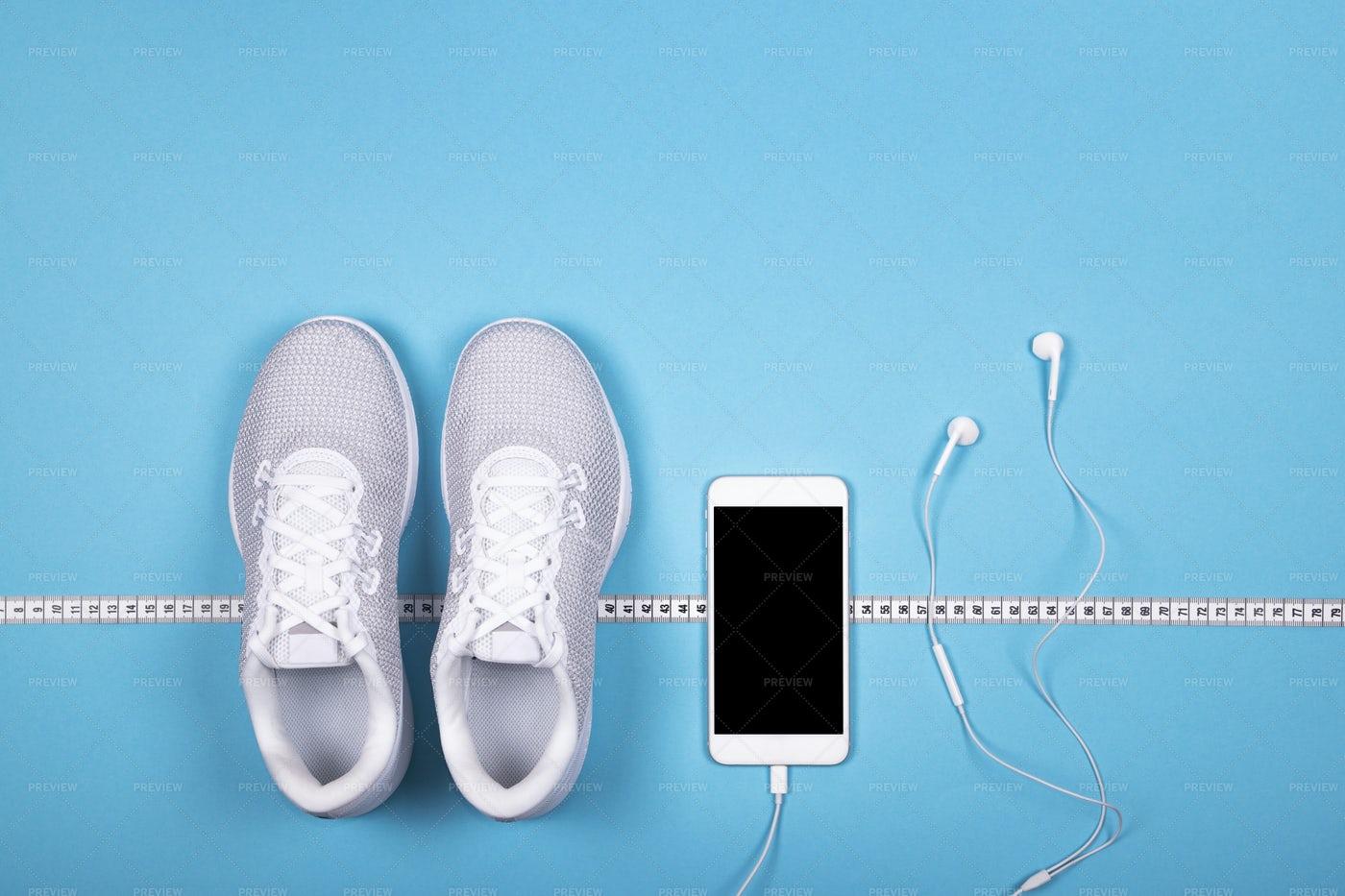Fitness Concept: Stock Photos