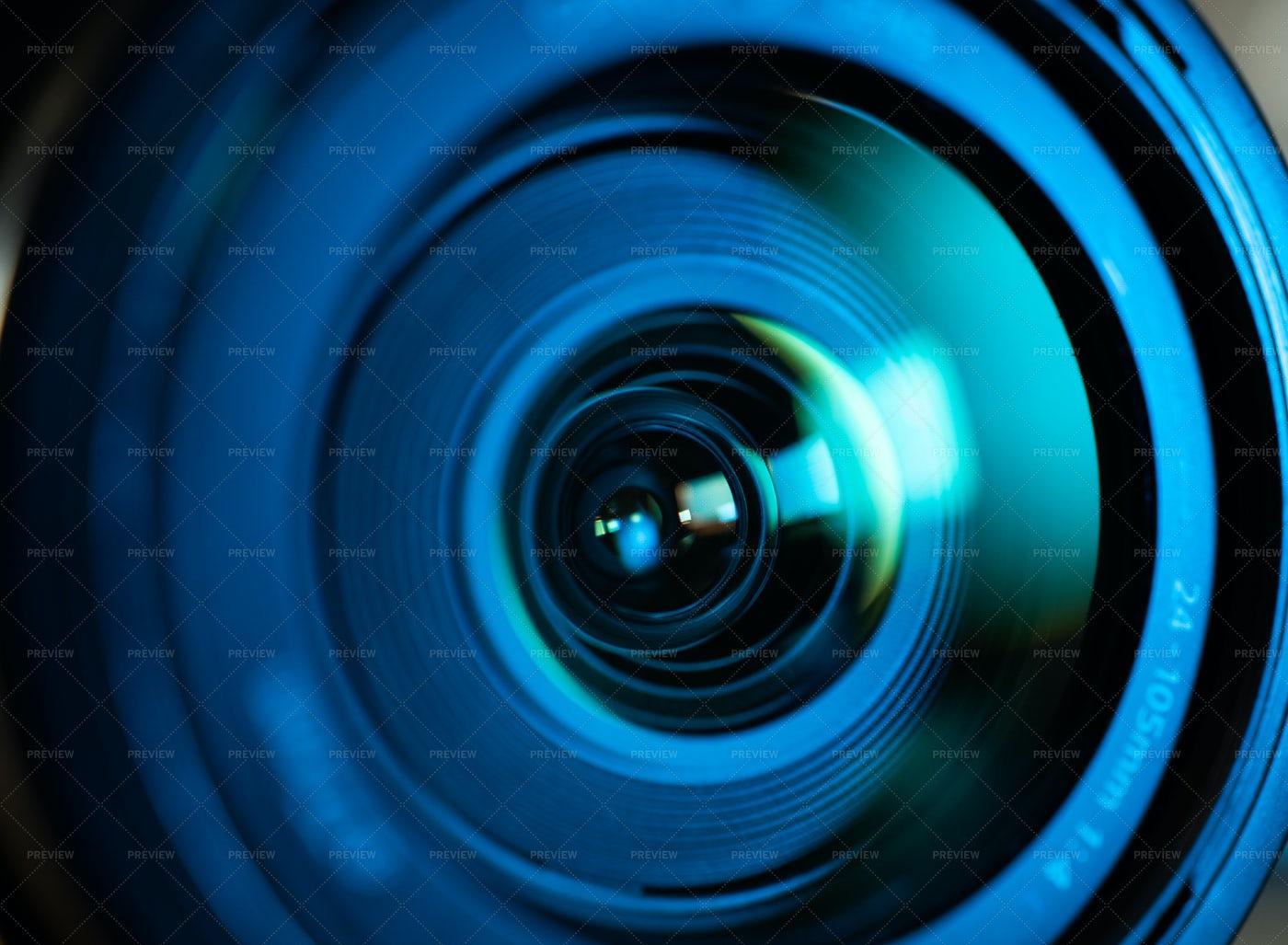 Camera Lens: Stock Photos